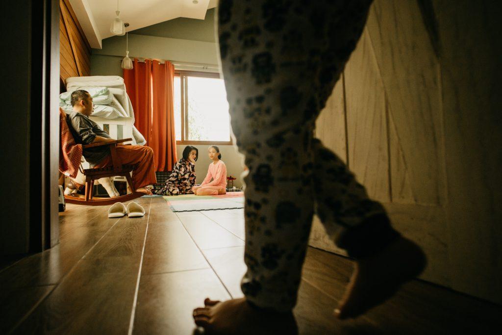Stories by Mina - Labadan Family - Manila- Family Documentary Photographer
