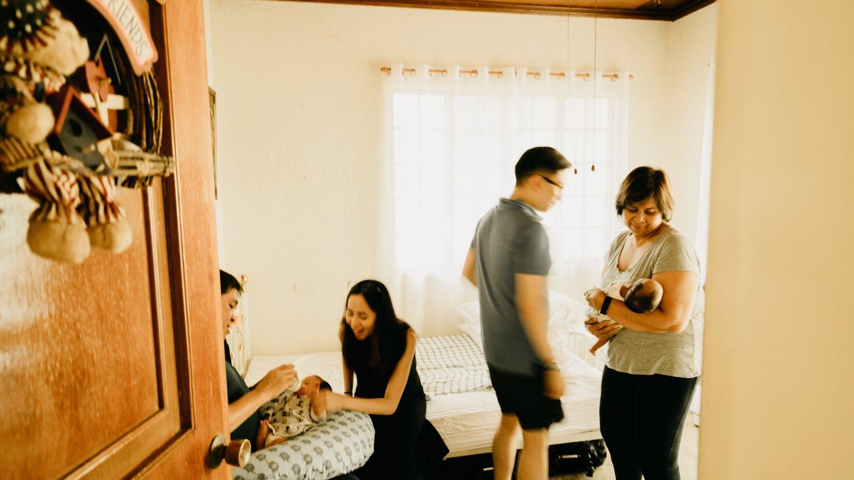 Stories by Mina - Story of Santi and Seb - Family Photography Manila Philippines