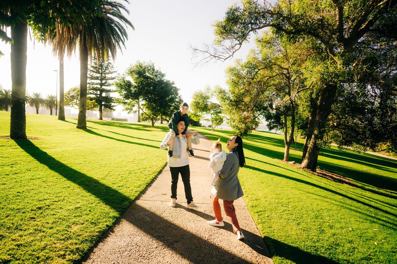 Stories by Mina - Shan Kate Zach Ellie Perth Australia Family Photographer