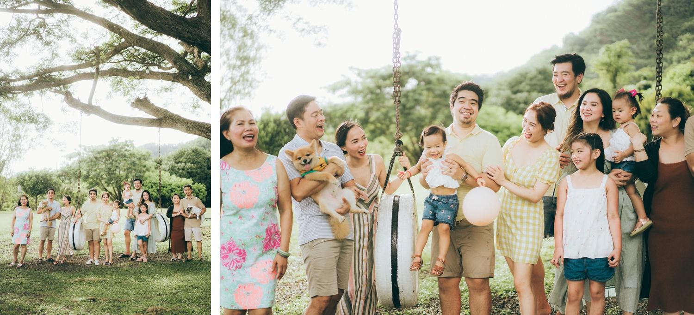 Elly - Family Portraits - Stories by Mina - Manila Philippines